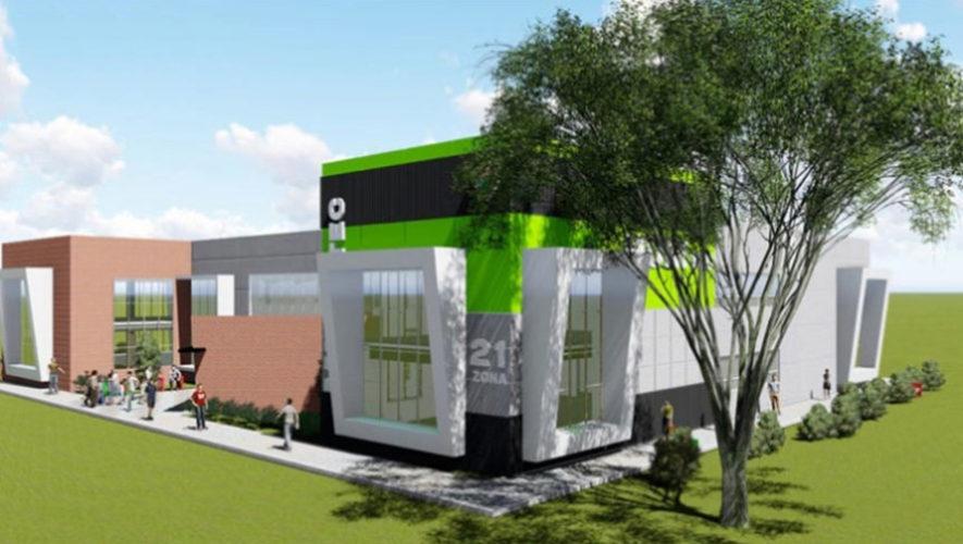 MuniTec Zona 21, Centro de Capacitación Tecnológica en la Ciudad de Guatemala