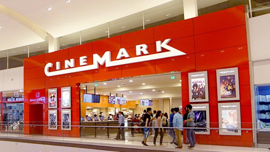 Nuevas salas en Cinemark Villa Nueva