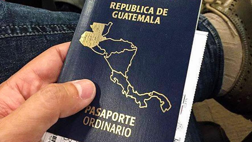 Resultado de imagen para pasaporte guatemalteco