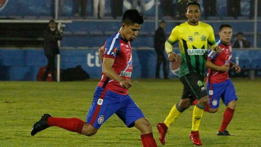 Partido de ida de Xelajú vs. Guastatoya, final del Torneo Clausura | Mayo 2018