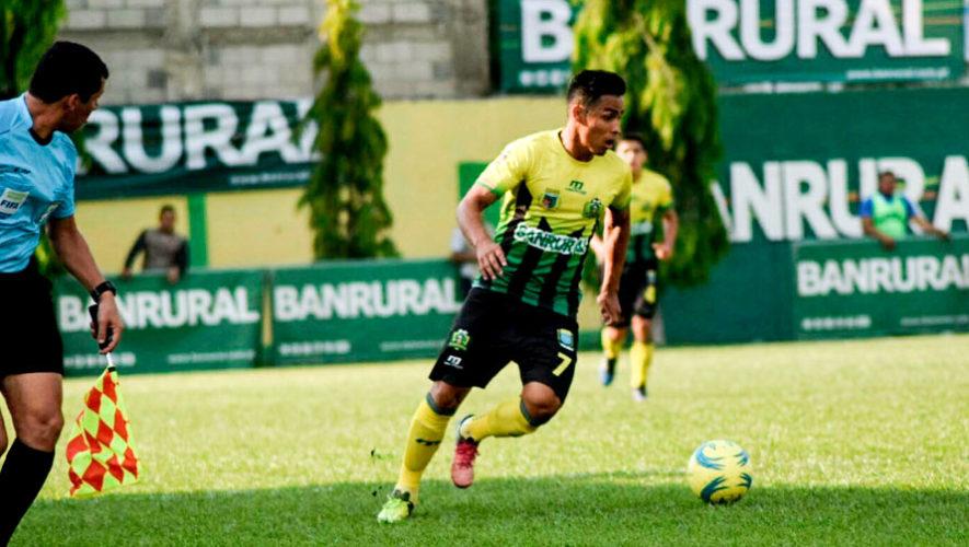 Partido de vuelta Guastatoya vs. Siquinalá, cuartos de final del Torneo Clausura   Mayo 2018