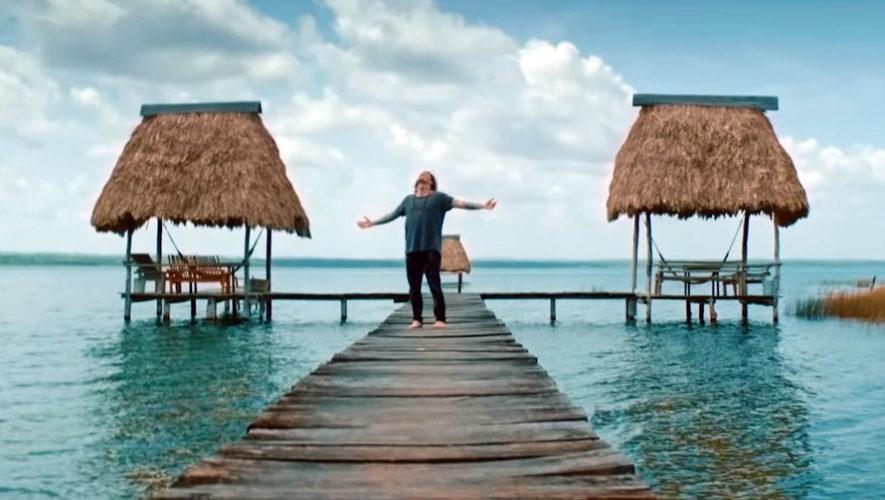 Piso 21 grabó el video de su nueva canción en Guatemala