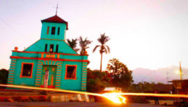 Las iglesias más coloridas de Guatemala