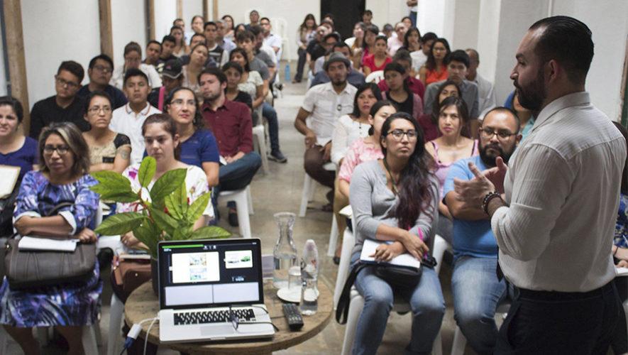 Programa de incubadora de negocios del Centro Municipal de Emprendimiento de Guatemala