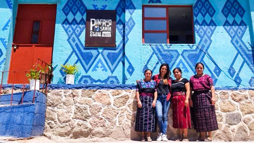 Santa Catarina Palopó está siendo transformado por las mujeres, según medio estadounidense