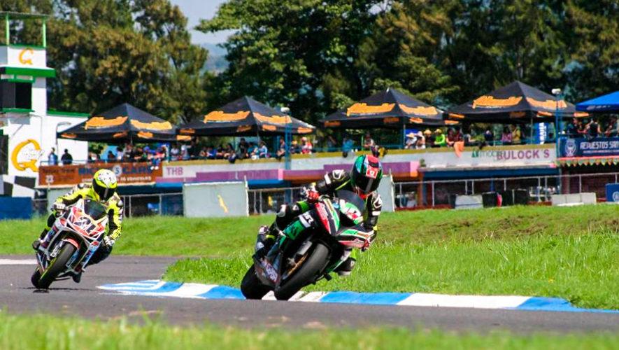 Tercera Fecha del Campeonato Nacional de Motovelocidad | Mayo 2018