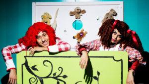 Obra de teatro para niños: El Miedo se Durmió | Festival de Junio 2018