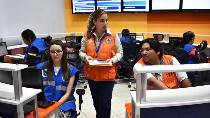 Charla informativa para ser parte de Conred en San Cristóbal   Mayo 2018