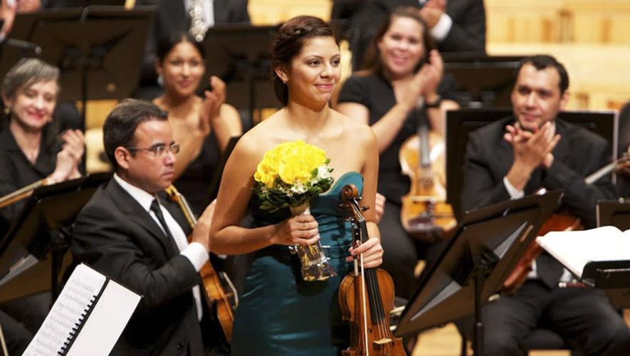 Espectáculo gratuito con poesía y violines por el Día de la Madre | Mayo 2018