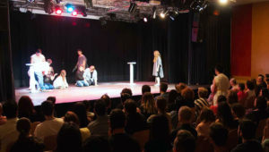 Terapia, obra de teatro de comedia en Guatemala | Mayo 2018