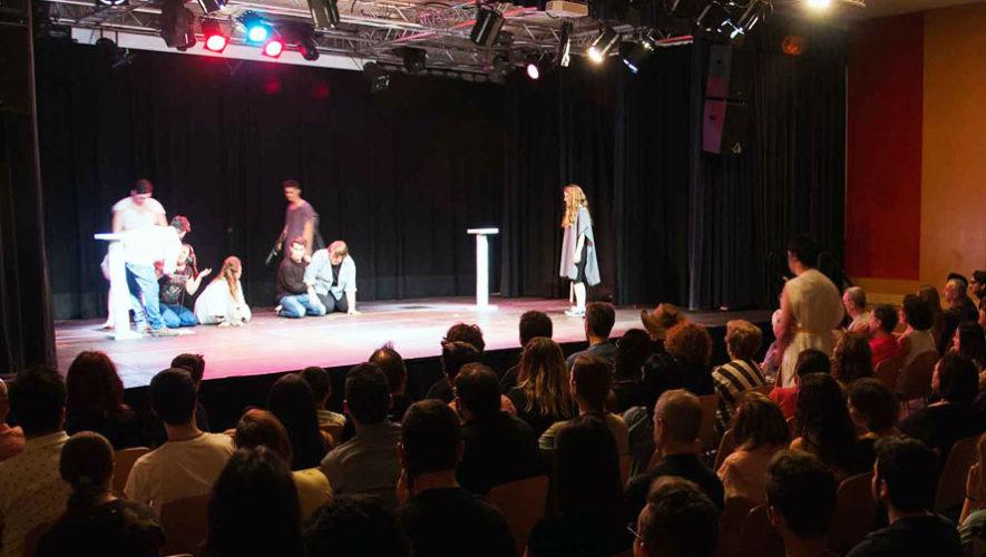 Terapia, obra de teatro de comedia en Guatemala   Mayo 2018