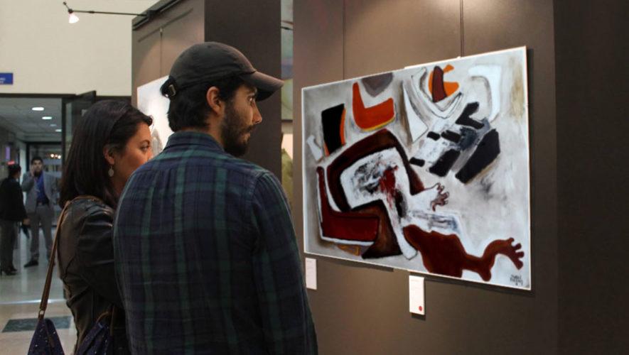Exposición de arte de Raquel Alvizures   Mayo 2018