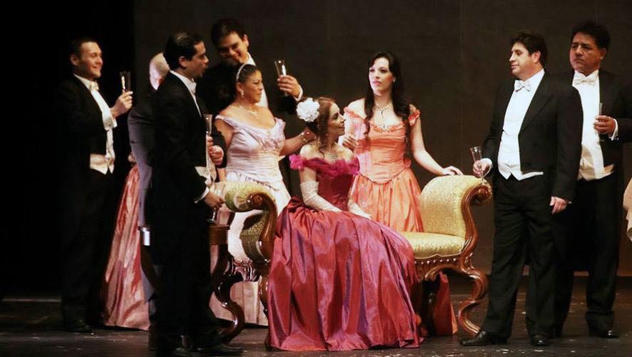 Don Pasquale, ópera cómica en vivo en Guatemala   Junio 2018