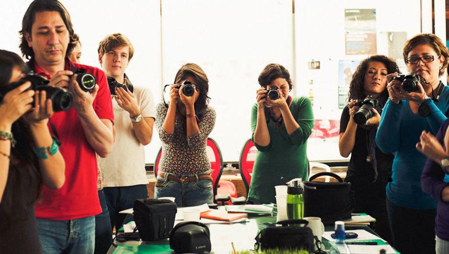 Taller de postproducción de imágenes digitales en La Fototeca | Mayo 2018
