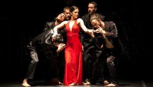 Traviata, presentación de danza italiana | Junio 2018