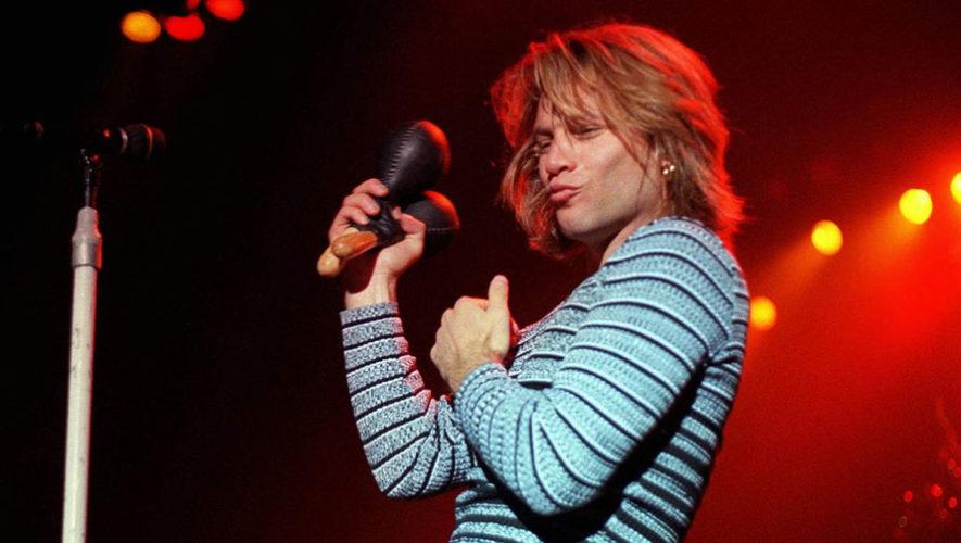 Tributo a Bon Jovi en zona 1 | Mayo 2018