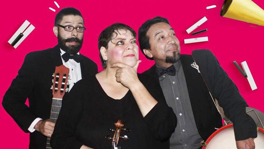 Se Nos Va La Orquesta, una comedia de Mónica Sarmientos | Mayo 2018