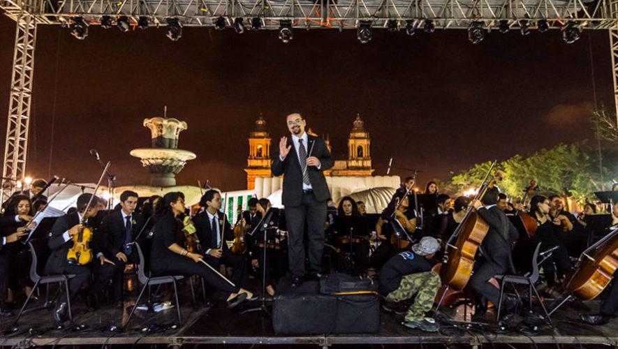 Conciertos gratuitos del Conservatorio Nacional de Música de Guatemala | Mayo 2018