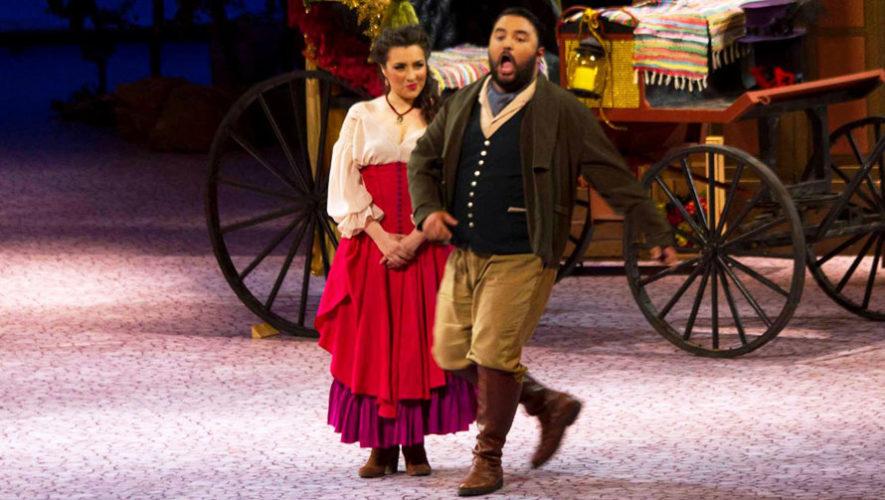 Ópera La Bohème, de Puccini, en Guatemala | Julio 2018