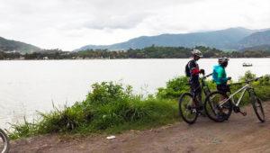 Tour en bicicleta alrededor del Lago de Amatitlán | Mayo 2018
