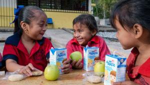 Lechetón, maratón para recolectar leche y evitar la denutrición | Junio 2018