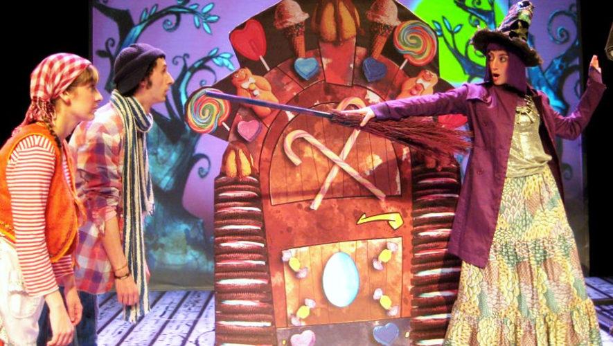 Teatro infantil: Hansel y Gretel en Guatemala | Junio 2018