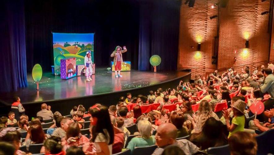 Juan Sin Miedo, función gratuita de teatro para niños   Mayo 2018