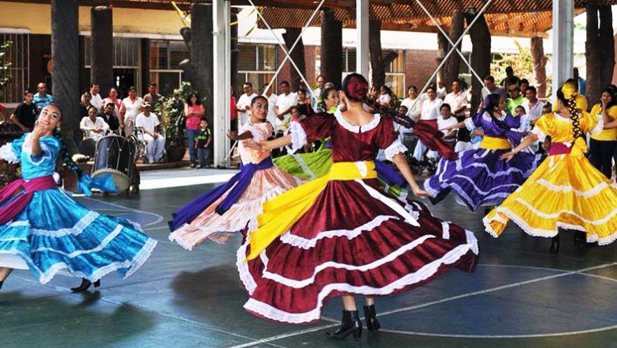 Gran Festival de las Culturas y el Deporte en Jalapa   Mayo 2018