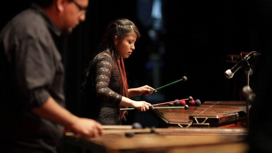 Concierto de Marimba Contemporánea en Guatemala | Junio 2018
