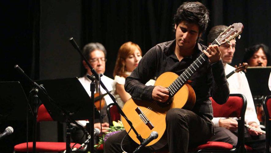 Festival de la Guitarra en Guatemala | Mayo 2018