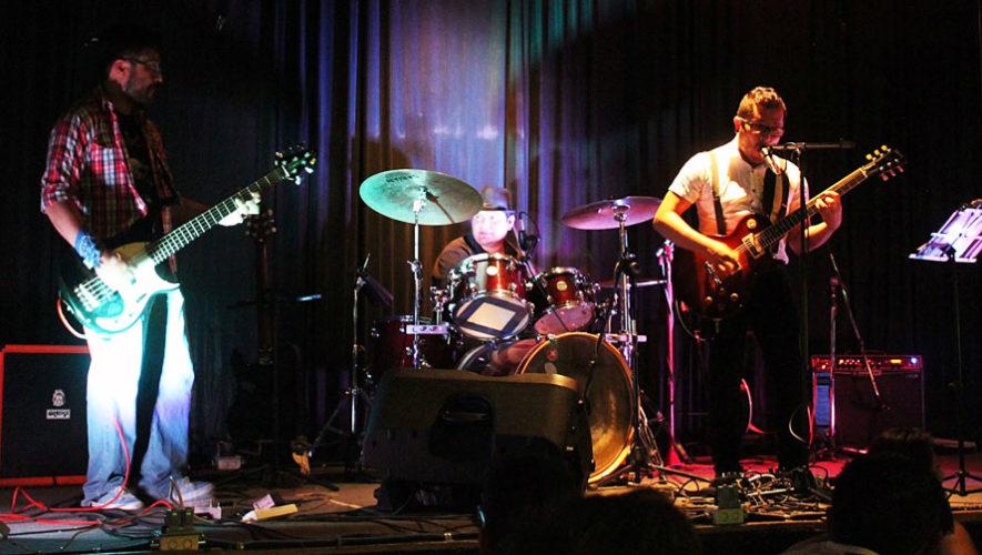 Emergente, festival de música rock en Guatemala | Junio 2018
