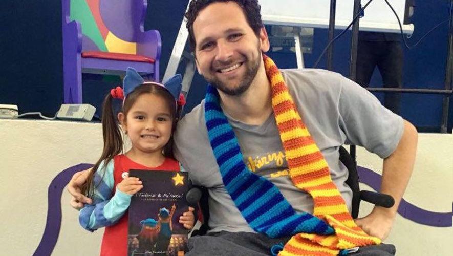 Presentación del libro Teikirizi y Pa'lante! y la estrella de los sueños   Mayo 2018