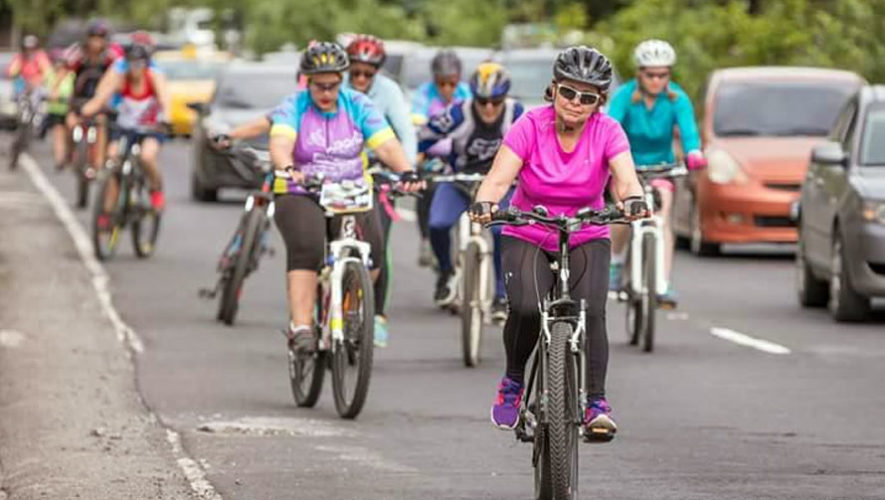 Tour en bicicleta con motivo del Día de la Madre | Mayo 2018