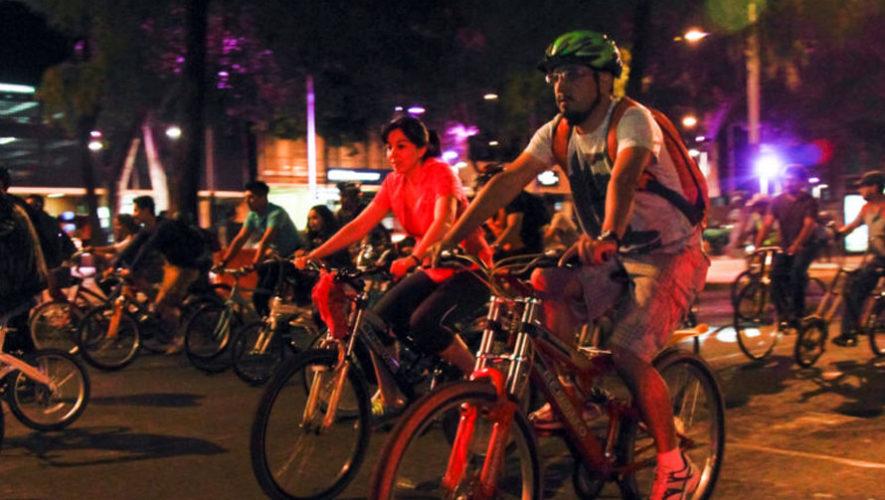 Recorrido en la Noche de los Museos en bicicleta | Mayo 2018