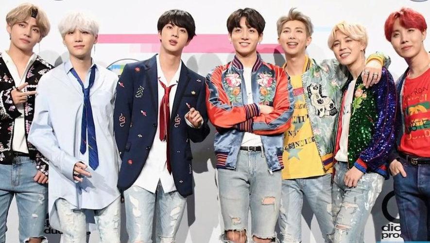 Actividades para fanáticos de BTS en Guatemala   Junio 2018