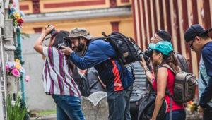 Recorrido fotográfico por el Cementerio General de Guatemala | Mayo 2018