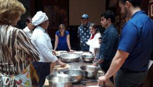 Taller de cocina italiana en el Instituto Italiano de Cultura | Mayo 2018