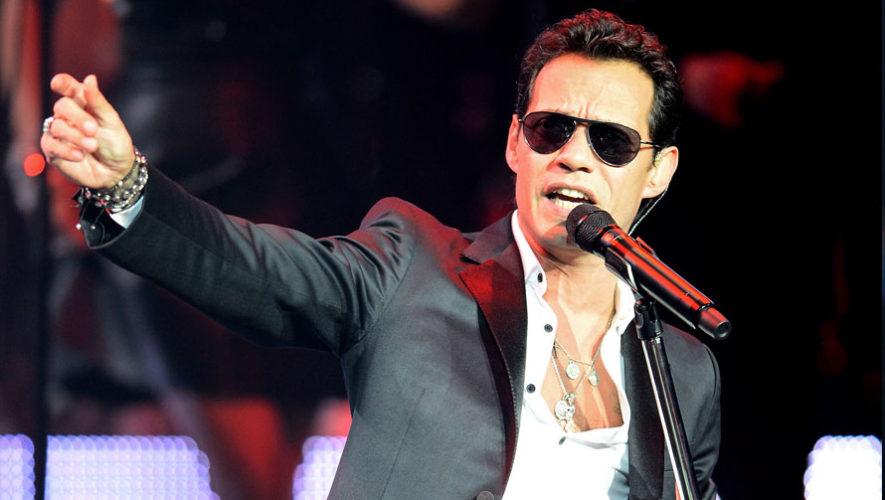 Concierto de Marc Anthony en Guatemala | Agosto 2018