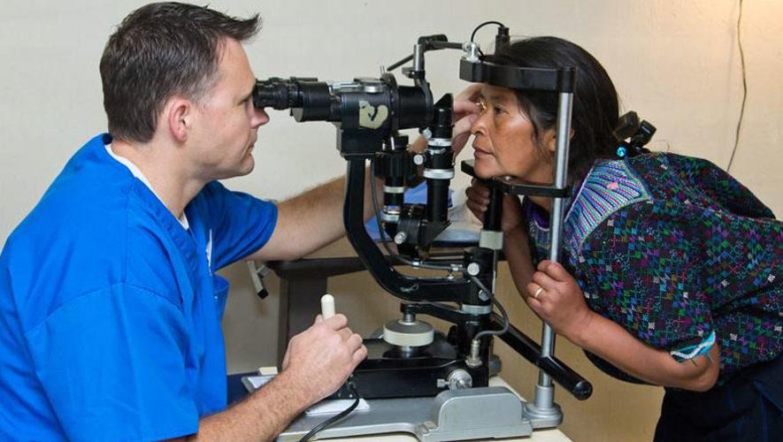 Jornada médica oftalmológica gratuita en Huehuetenango   Mayo 2018