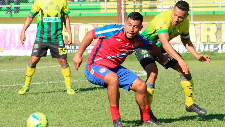 Partido de vuelta Guastatoya vs. Xelajú, final del Torneo Clausura   Mayo 2018