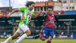 Partido de ida de Xelajú vs. Antigua, cuartos de final del Torneo Clausura | Mayo 2018