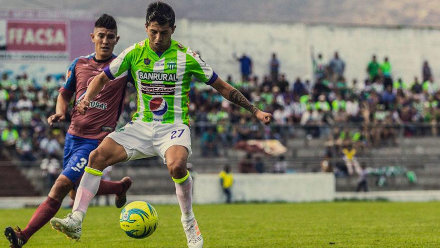 Partido de vuelta Antigua vs. Xelajú, cuartos de final del Torneo Clausura | Mayo 2018