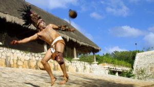 Presentación gratuita del juego de pelota maya   Mayo 2018