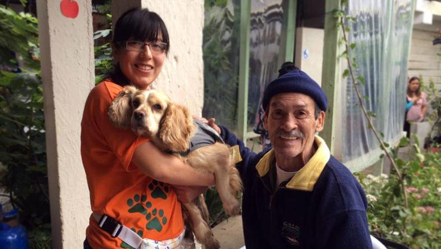 Convocatoria para voluntariado de terapia con perros | Mayo 2018
