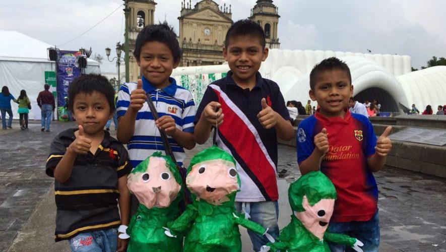 Taller gratuito de piñatas en el Festival Cultural Paseo de la Sexta | Mayo 2018