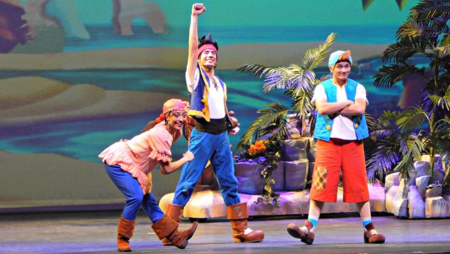 Show gratuito para niños: Jake y los Piratas | Mayo 2018