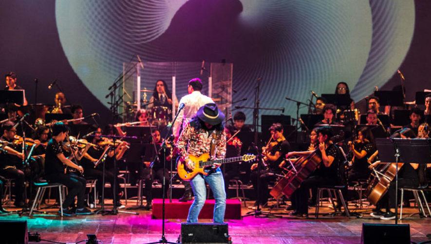 Concierto sinfónico de canciones del rock nacional   Festival de Junio 2018