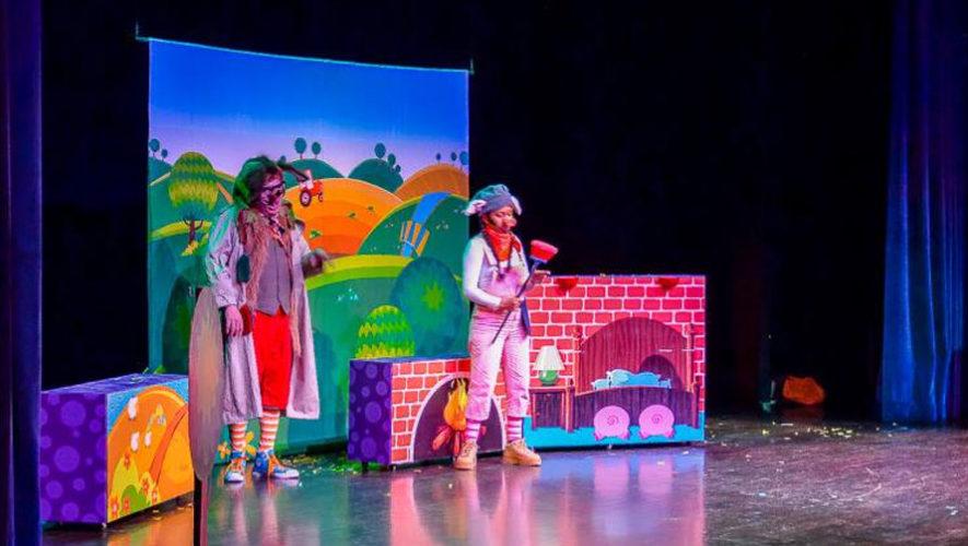 Función gratuita de teatro para niños: Regalo Sorpresa   Junio 2018