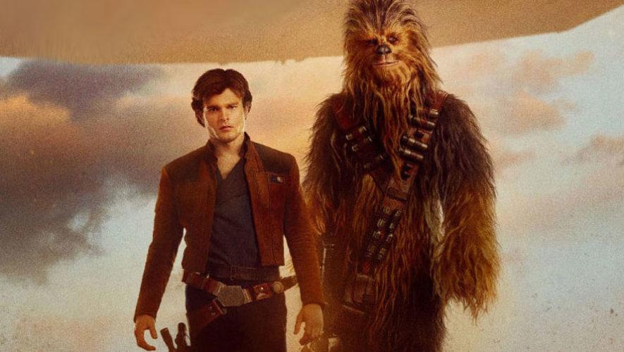 Estreno de Han Solo: Una Historia de Star Wars en Guatemala | Mayo 2018