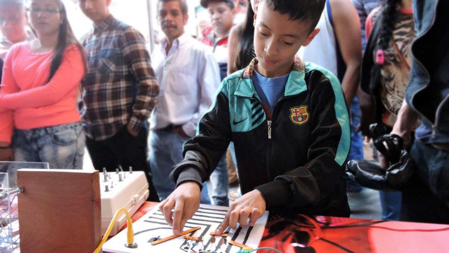 Taller de creatividad para niños en Ciudad de Guatemala   Mayo 2018